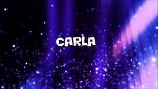★ ★ ★ CARLA ★ ★ ★