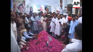 Anniversary of hanging of Zulfikar Ali Bhutto