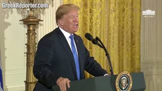 President Trump Full Speech on Greek Independence Day 2018 at the White House