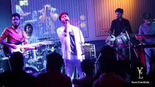 BISMIL Live At FLYP BY MTV | Connaught Place