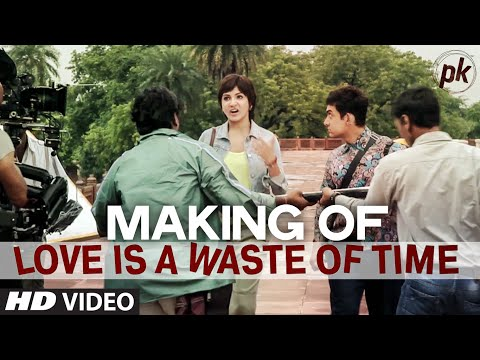 Xxx Mp4 Making Of Love Is A Waste Of Time VIDEO SONG PK Aamir Khan Anushka Sharma T Series 3gp Sex