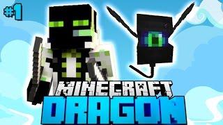 DR.AUGE BEKOMMEN?! - Minecraft Dragon #01 [Deutsch/HD]