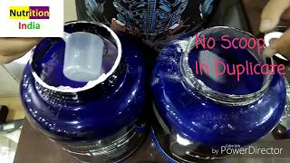 Ultimate nutrition Prostar 100% whey protein | unboxing | Genuine vs fake : must watch