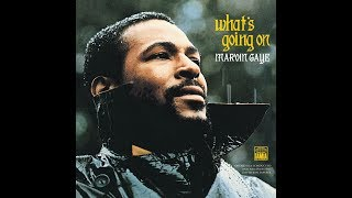 Marvin Gaye - What's Going On (LP USA COPY - TAMLA ‎– 1971 - TS 310)
