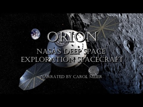 ORION NASA s Deep Space Exploration Spacecraft Explained in Detail SUBTITLED