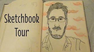 Sketchbook: April 2015 - May 2016