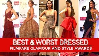 Manushi Chhillar, Deepika Padukone: Best & Worst Dressed at Filmfare Glamour & Style Awards