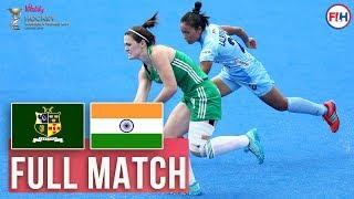 Ireland v India | Womens World Cup 2018 | FULL MATCH