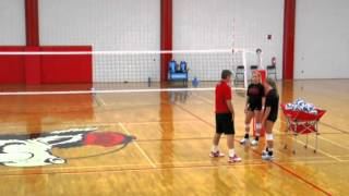 Teach Your Setters How to Jump Set! - Volleyball 2015 #45