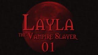 Layla the Vampire Slayer Roll4It #01 BONKING IN THE NIGHT - Buffy TTRPG
