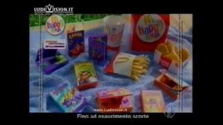 McDonald's - Mini Videogames Crash e Spyro - Pubblicità Italiana (2005)