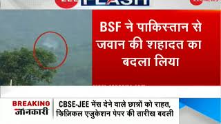 3 Pakistani rangers killed as India reacts to BSF