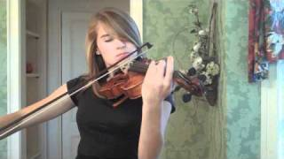 Andrea Bocelli Time To Say Goodbye (Violin Cover)