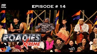 Roadies Xtreme - Episode  14 - First immunity task for the gangs