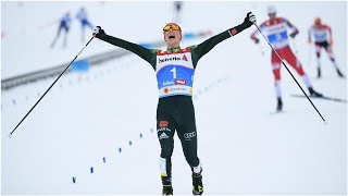 Nordic Combined news - Eric Frenzel equals all-time record with sixth world title