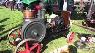 Reform old Stationary Engine with Generator - Stationärmotor