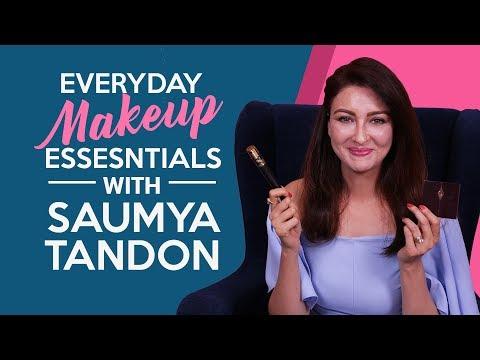 Xxx Mp4 Saumya Tandon What's In My Makeup Bag Makeup Favourites S01E09 Fashion Pinkvilla 3gp Sex