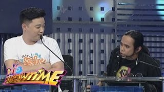 It's Showtime: Ryan Rems gives Ryan Bang an advice