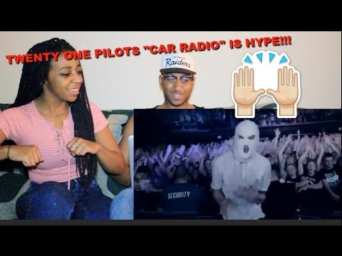 "Couple Reacts : Twenty One Pilots ""Car Radio"" Music Video Reaction!!!"