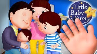 Finger Family | Baby Version | Nursery Rhymes for Kids | Original Version By Littlebabybum!