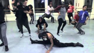 Busy Signal - Bou Yah (Choreography by Stacy Letrice)