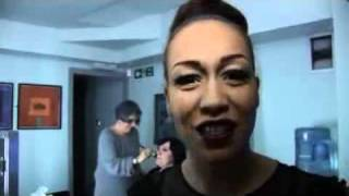 The X Factor 2010 - Rebecca's Video Diary Week 6