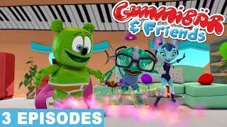 Gummy Bear Show MAGICAL ADVENTURES Gummibar And Friends Compilation
