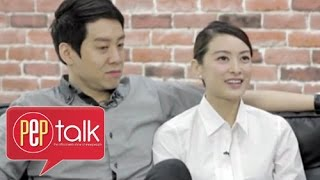 PEPtalk. Maricar Reyes and Richard Poon talk about the rules they set in their marriage