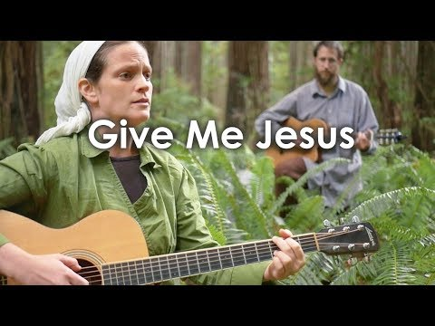 Give Me Jesus  Her Heart Sings