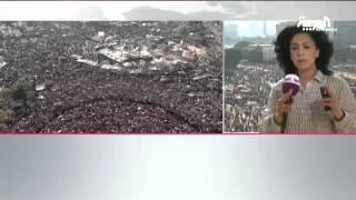 الجيش المصري والحرس الجمهوري يسيطران على التلفزيون