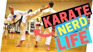 A (NEW) DAY IN THE LIFE OF A KARATE NERD | Jesse Enkamp