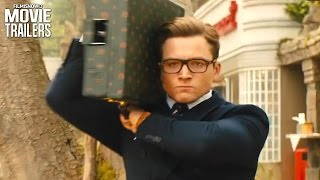 Kingsman 2: The Golden Circle | First Footage Ultimate Breakdown with slow motion