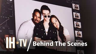 Happy Together (CBS) Behind The Scenes with Felix Mallard & Damon Wayans Jr. [HD]