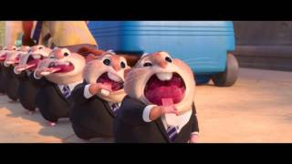 Zootropolis - UK Trailer 2 - OFFICIAL Disney | HD