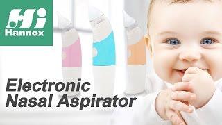 How to Use the Hannox Nasal Aspirator