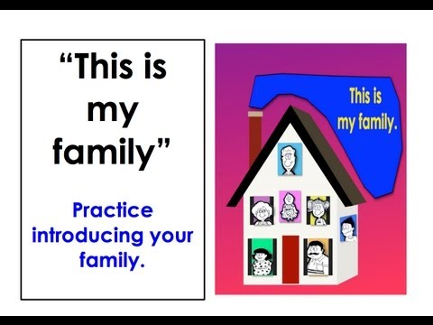 family essays english