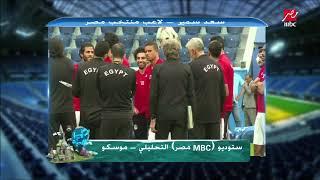 مجدي عبدالغني: لم نوقع عقوبة على سعد سمير وهذا موقفنا من القناة التي أذاعت اللقطة