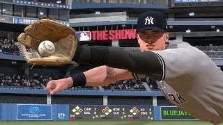 MLB The Show 19 Road to the Show with Joe Broadway (3B) And The New York Yankees MLB 19 RTTS EP3