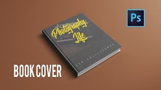 Photoshop cc Tutorial: How to design book cover