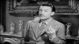 Arsene Lupin Returns (1939) - Trailer