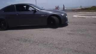 BMW M3 E92 - Donuts/Drifts Ghana-Accra