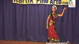 Bharathanatyam - Bhama Kalapam Drishya Bharatham Vol 12 Varsha Ramesh