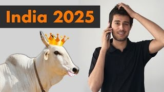 India in 2025 by Dhruv Rathee | Cow Economics