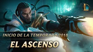El ascenso - League of Legends