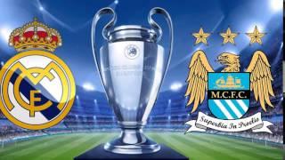 real madrid vs manchester city مباراة ريال مدريد ضد مانشستر سيتي HD