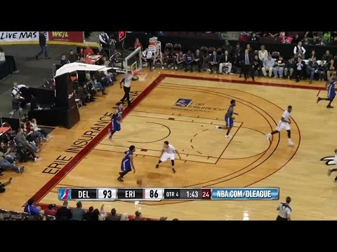 Melvin Ejim posts 14 points & 10 rebounds vs. the 87ers, 11/20/2015