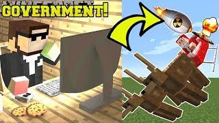 Minecraft: GOVERNMENT SHOOTS DOWN SANTA!! - Boy Santa Has It Tough - Custom Map