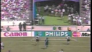 1994 (June 27) Germany 3- South Korea 2 (World Cup)- Italian Commentary