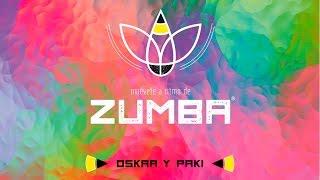 Obsesionado Remix | Zumba® | Oskar y Paki