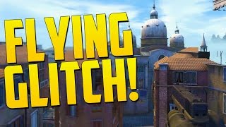 FLYING ABOVE CANALS! - CS:GO Funny Moments Funtage